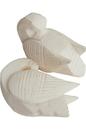 banjira Swan, Bone, 2 Pack