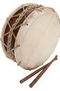 Early Music Shop TB09 EMS Tabor Drum w/ Sticks 9