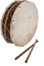 Early Music Shop TB12 EMS Tabor Drum w/ Sticks 12
