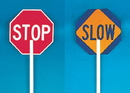 Mutual Industries Abs Stop/Slow Paddle