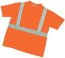 Mutual Industries Ansi Class 2 Orange Tee Shirt