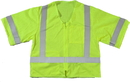 Mutual Industries Ansi Class 3 Mesh Lime