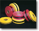 Mutual Industries Woven Barricade Tape