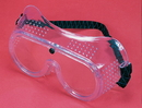 Mutual Industries 50041 Perforated Safety Goggles