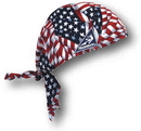 Mutual Industries 50300-15 Cotton Wrap - Flag