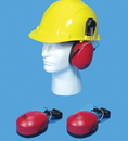 Mutual Industries 50501 Hardhat Mounted Ear Muffs
