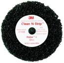 3M 7466 Roloc+ Clean-N-Strip Disc 4X1/2-Ea
