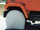 Aes Industries 30239 Canvas Wheel Covers
