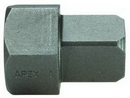 Cooper Tools APA-3-13MM 3/8 MALE SQUARE 13MM MALE HEX