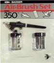 Badger 350-1M Air Brush Kit W/Medium Head