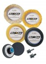 BUFF & SHINE TP-4 Buffing 7Pc Kit Incl: 320G, 330G, 301G