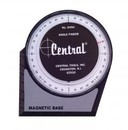 Central 6494A Angle Finder Graduated In 1/2 Degree