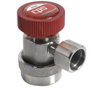 Cps Products Auto Coupler Brass Hi Side 14Mm/R134A