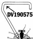 Devilbiss Kb-74 Secondary Handle