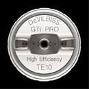 DeVilbiss 703538 Pro-103-Te10 He Cap & Ring (Te10)