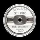 DeVilbiss 703539 He Cap & Ring (Te20)