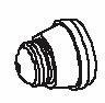 DeVilbiss 802615 Dgr-103-35 Aircap F/.35Mm Nozzle