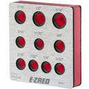 E-Z Red EZSHS14 1/4 Dr Magnetic Skt Holder 3/16-9/16