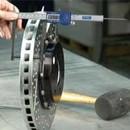 FRED V FOWLER 72010888 Drum & Rotor Kit 16