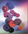 Glit Gemtex 35786 120Gr 4 Mini Grinding Disc (25/Bx)