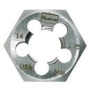 HANSON 7361 Die 18Mm - 2.50 Rh Rethread Hex Hcs