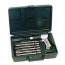 Ingersoll Rand 121-K6 Hd Air Hammer Set W/6Pc Chisel/Case