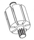 Ingersoll Rand Rotor F/2135 - Part