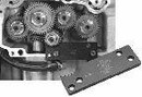 JIMS M1665 Crnk/Shft Lock, Xl, Buell Tool