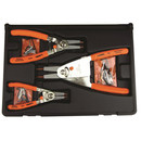 Kastar Hand Tools 1465 Snap Ring Plier Set