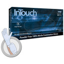 Atlantic Safety Products Q311-M In Touch Nitrile Pf Gloves 100/Bx Med