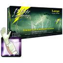 Atlantic Safety Products WL-M +White Lightning Pf Gloves Med 100/Bx
