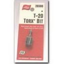Lisle 27560 Bit Torx Tamper Proof T45