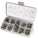 Legacy LML5990 96 PC METRIC GREASE FITTING ASSORTMENT