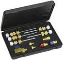 Mastercool 58490 VALVE CORE REMOVER KIT MASTER Universal R12/R134a Master Kit