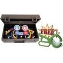 Mastercool 89661-PRO R134A Alum Manifold Set W/3X60