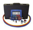 Mastercool 99872-A R134A Digital Manifold W/Auto Capacity