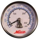 MILTON 1192 Gage 1/4Npt 0-300 Psi