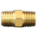 Milton Industries Nipple 3/8X3/8Npt M Hex