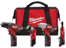 Milwaukee ML2493-24 COMBO 4 TOOL KIT