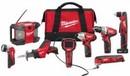 Milwaukee Combo8 Tool Kit