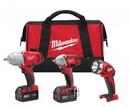 Milwaukee 2696-23 Combo 18V Kit