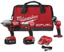 Milwaukee ML2796-23 COMBO KIT 3pc FUEL 1/2