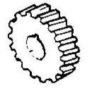 Milwaukee Spindle Gear