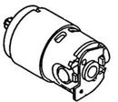 Makita Parts MP629729-5 Motor - Part