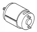 Makita Parts MP629789-7 Motor