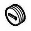 Makita Brush Holder Cap F/Hm1100C - Part