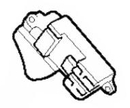 Makita MP651135-6 Switch F/ Ls1020 - Part