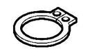 Makita MP961224-2 Retaining Ring S-50 F/Hr4040C - Part