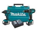 Makita MPXT248M 18V Li-Ion Brushless Cordless 2Pc Kit