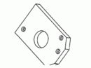 Miller Special Tools MS6618A Support Plate - No Return